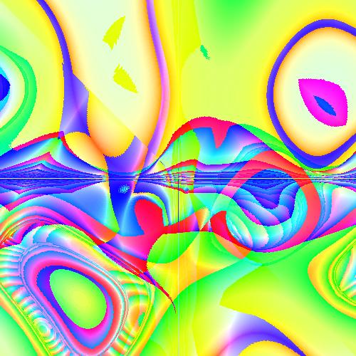 Conrad Genetic Art Algorithm